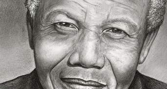 Шлях Нельсона Мандели у фотографіях (Фото)