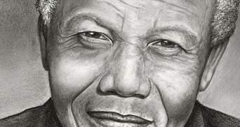 Путь Нельсона Манделы в фотографиях (Фото)