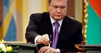 В Януковича вимагають текст документу, який він вчора підписав у Росії