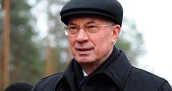 """Азаров спростував слухи, що влада """"здає Україну і підписує Митний союз"""""""