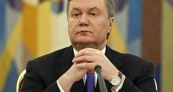 Янукович отстранил Попова и заместителя секретаря СНБО