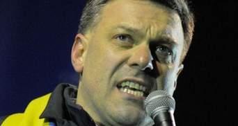 Попов и Сивкович не заказывали разгон Майдана, - Тягнибок