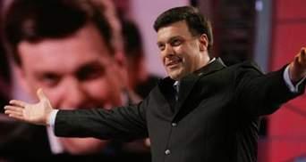 Янукович буде говорити з Путіним про взаємодії України з Митним союзом, - Тягнибок