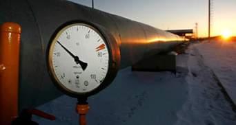Украина планирует увеличить импорт газа