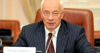 В Кабмине уверяют, что Азаров не будет ничего подписывать в Москве