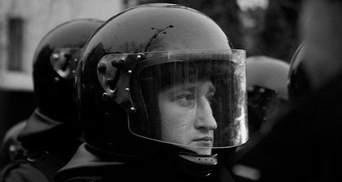 Правоохоронці не пускають активістів Євромайдану до пам'ятника Чорноволу