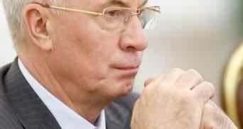 Украина рассматривает сотрудничество со странами ТС в рамках ЗСТ стран СНГ, - Азаров