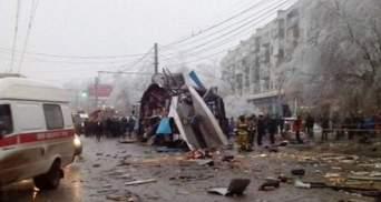 Украинцев нет среди жертв взрыва волгоградского троллейбуса, - МИД