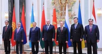 Началось председательство Украины в СНГ