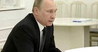 Путін приїхав у Волгоград: говорив про підвищення безпеки по усій країні