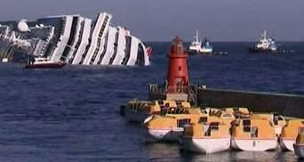 Лайнер Costa Concordia відбуксують у червні 2014 року, - заява
