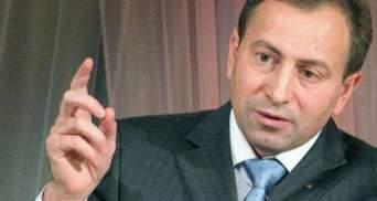 """Закордонні рахунки влади - це своєрідне """"жало"""", яке тримає цей режим, - Томенко"""