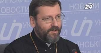 УГКЦ мала попросити дозвіл для молитви на Майдані, - Мінкультури
