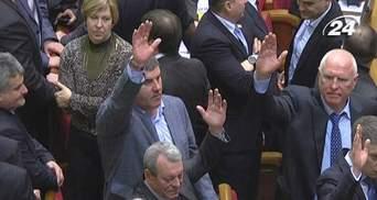 Підсумки тижня: В Україні прийняли закони, які загрожують тотальними репресіями