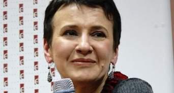 Якийсь дуже масштабний експеримент Бог ставить над Україною, — Забужко