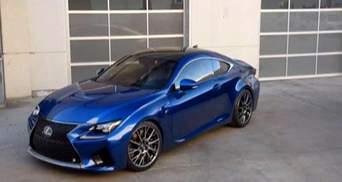 Новинки Детройтського автошоу: новий спортседан Subaru та спорткупе Lexus