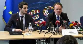 Представители ЕС отменили встречи с украинскими чиновниками