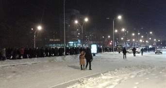 Тисячі сумчан вийшли на вулиці за Майдан (Фото. Відео)