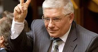 Чечетов каже, що Сухий відкличе заяву про вихід із ПР, — ЗМІ