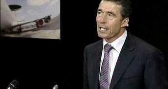 НАТО не может физически помочь Украине, разве поддержать морально, - Генсек