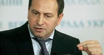 Томенко каже, що до Києва звезли 2,5 тисячі податкових міліціонерів