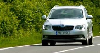 Вседорожный Skoda Superb, Porsche Pajun и уникальный автопилот от BMW
