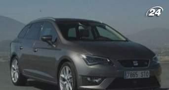Оновлений Seat Leon ST, об'єднані Fiat та Chrysler та сюрпризи від Volkswagen