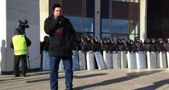 В одному з районів Києва Народна рада заборонила Партію регіонів і КПУ