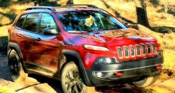 Міні-паркетник Mercedes, нова версія Jeep Cherokee та продажі Citroen в Україні