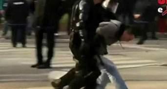 В Боснії під час демонстрацій постраждали півсотні людей
