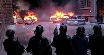 Внаслідок протестів в Сараєво постраждали більше 200 людей