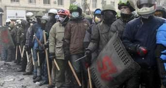 Міліція повідомляє про 5 постраждалих під час бійки на Бесарабській площі