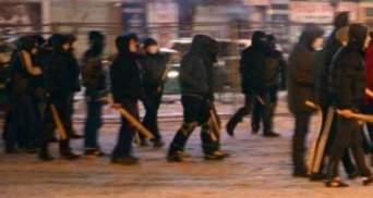 """У Луганську """"тітушки"""" напали на активістів. Є поранені"""