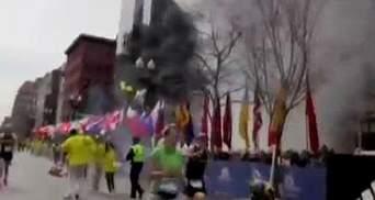 Теракт у США: вибухи на марафоні у Бостоні