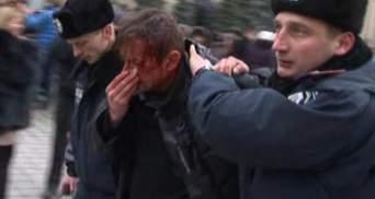 Сергей Жадан пообещал вернуться на баррикады после выздоровления
