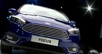 Обновленный Ford Focus, новый спорткар McLaren и универсал будущего от Volvo