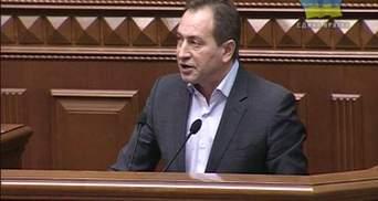 Українці в Росії — проти політики Путіна, — Томенко