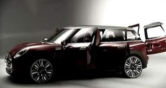 Автоновинки: найбільший Mini, позолочений Mercedes та краш-тест Nissan Qashqai