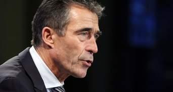 В НАТО хотят более интенсивного сотрудничества с Украиной
