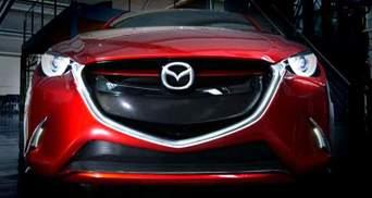 Женевське автошоу 2014: концепт Volkswagen T-ROC та Mazda Hazumi