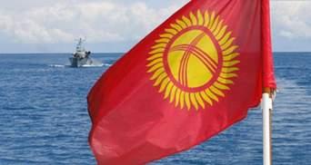 Кыргызстан признает референдум в Крыму
