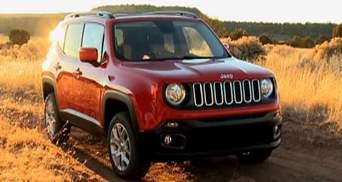 """Автоновинки: ціни на """"кактус"""", найменший Jeep та конкуренція між Audi та BMW"""
