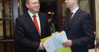 Завтра в заседании правительства примут участие еврокомиссары