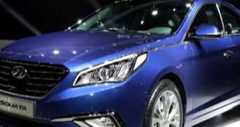 Нова Sonata від Hyundai та прем'єра Acura в Україні