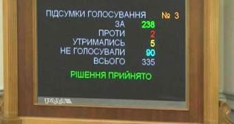 Сегодня Рада снова будет голосовать за упрощенный доступ к публичной информации