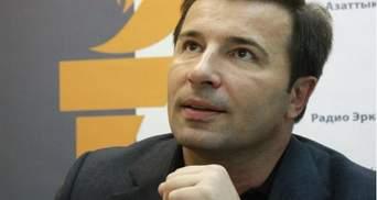 Коновалюк каже, що заяву про вихід з ПР подав ще в 2012
