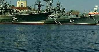 Росія планує розірвати з Києвом усі угоди по флоту в Криму
