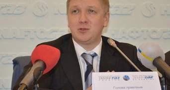 """""""Нафтогаз"""" збирається купувати газ із Європи шляхом проведення конкурсів, — Коболєв"""