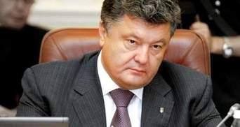 За минулий рік Порошенко задекларував майже 52 мільйони доходів