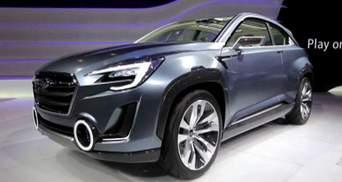 Subaru планирует выпустить новую Tribeca, Toyota Highlander - уже в Украине